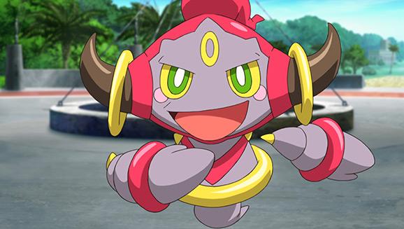 Pokémon : Hoopa et le Choc des légendes