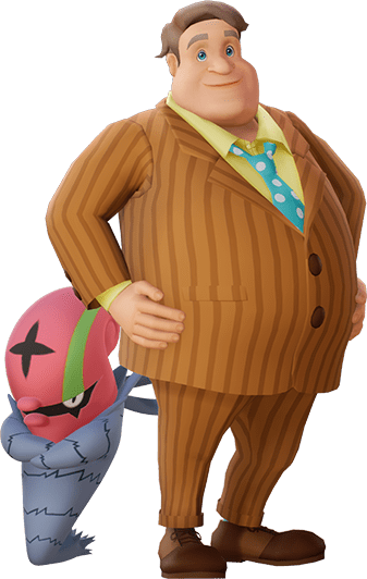 Mike Baker Détective Pikachu