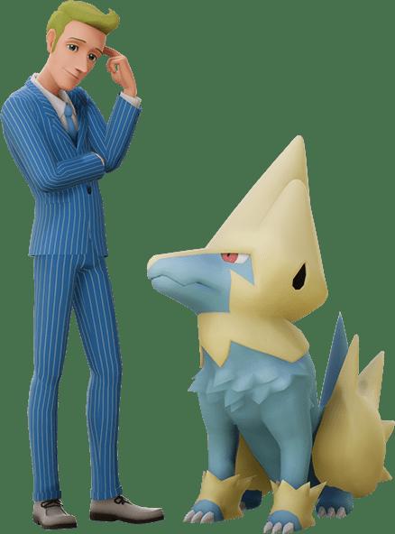 Brad McMaster Détective Pikachu
