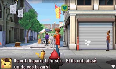 Détective Pikachu Chapitre 1