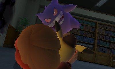 Détective Pikachu Chapitre 3