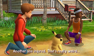 Détective Pikachu Chapitre 4