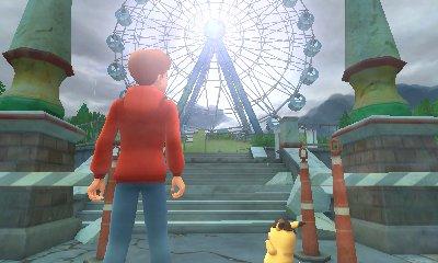 Détective Pikachu Chapitre 5