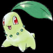 Germignon Pokémon Or et Argent