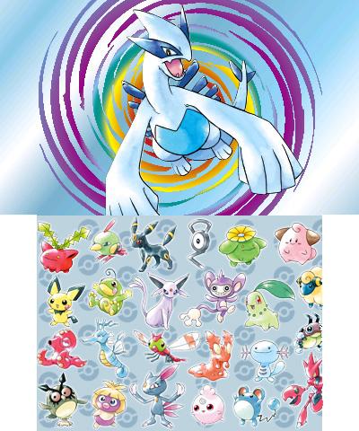 Thème Pokémon Argent