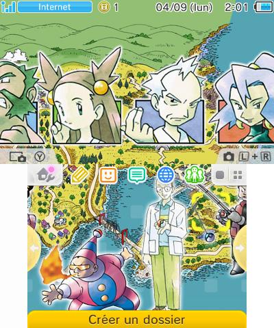 Thème Pokémon Or et Argent