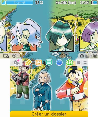 Thème Pokémon Argent et Or