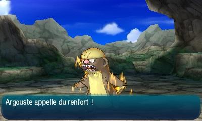 Pokémon Dominant Pokémon Soleil et Lune