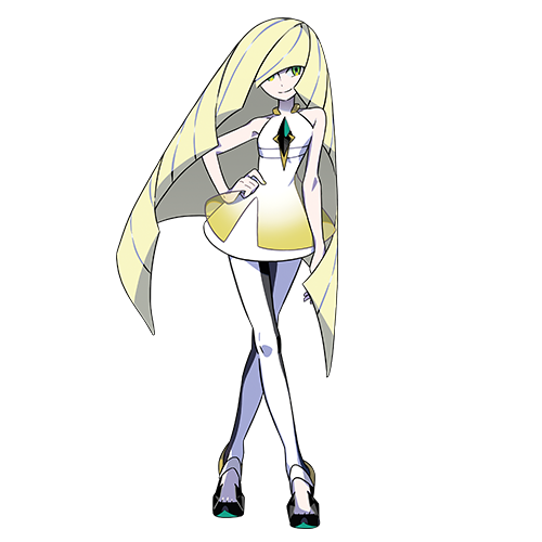 Elsa Mina Fondation Aether Pokémon Soleil et Lune