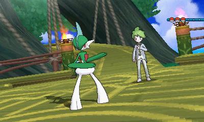 Arbre combat Pokémon Soleil et Lune