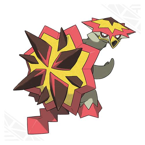 Boumata Pokémon Soleil et Lune