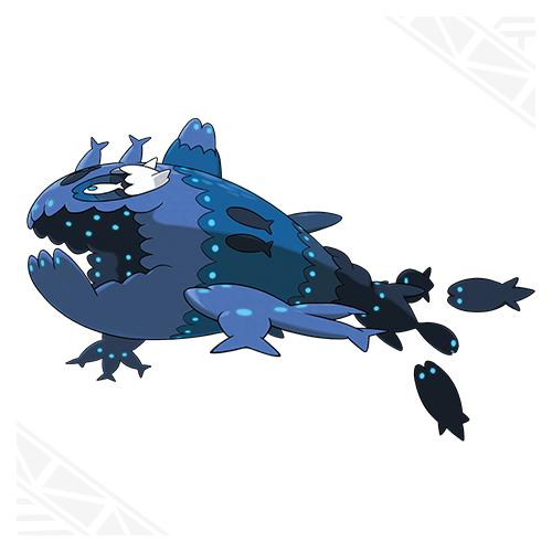 Froussardine  Pokémon Soleil et Lune