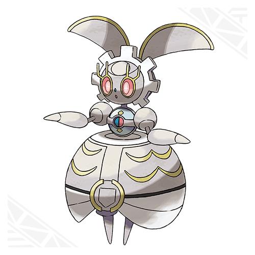 Magearna Pokémon Soleil et Lune