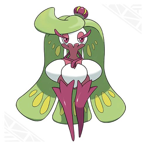 Sucreine Pokémon Soleil et Lune