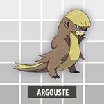 Argouste Pokémon Soleil et Lune