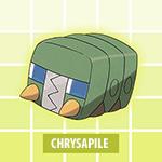 Chrysapile Pokémon Soleil et Lune