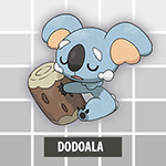 Dodoala Pokémon Soleil et Lune