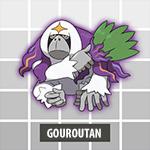 Gouroutan Pokémon Soleil et Lune