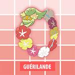 Guérilande Pokémon Soleil et Lune