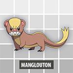 Manglouton Pokémon Soleil et Lune