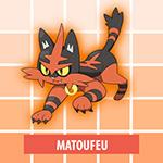 Matoufeu Pokémon Soleil et Lune