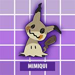 Mimiqui Pokémon Soleil et Lune