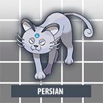 Persian d'Alola Pokémon Soleil et Lune