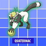 Quatermac Pokémon Soleil et Lune
