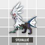 Sylvallié Pokémon Soleil et Lune