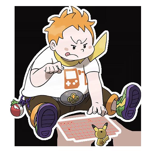 Capitaine d'épreuve Chrys - Pokémon Soleil et Lune