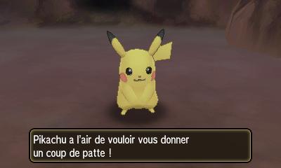 Démo Pokémon Soleil et Lune