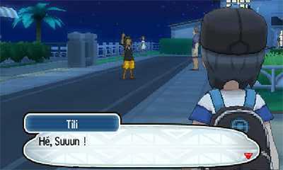 Quête 7 démo Pokémon Soleil et Lune