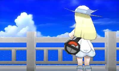 Quête 8 démo Pokémon Soleil et Lune