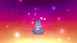 Distribution de Goinfrex Pokémon Soleil et Lune