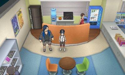 Combat contre Shigeki Morimoto Pokémon Soleil et Lune