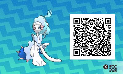 qrCode de Oratoria Pokémon Soleil et Lune