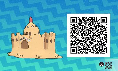 qrCode de Trépassable Pokémon Soleil et Lune