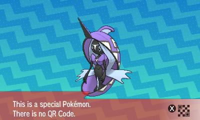 qrCode de Tokopisco Pokémon Soleil et Lune