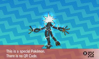 qrCode de Câblifère Pokémon Soleil et Lune