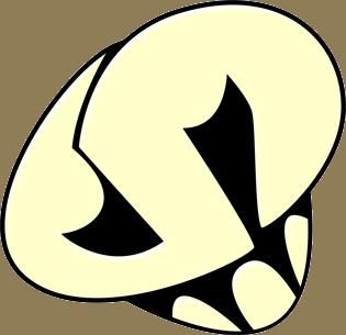 Logo Team Skull  Pokémon Soleil et Lune