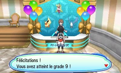 Agence de Combat Pokémon Ultra-Soleil et Ultra-Lune