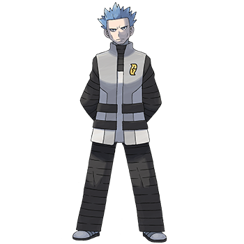 Hélio Team Galaxy Pokémon Ultra-Soleil et Ultra-Lune