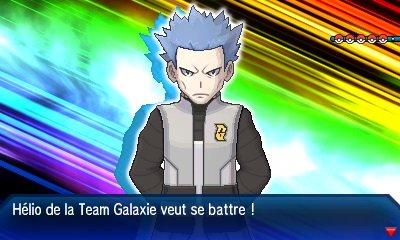 Hélio Team Galaxie Pokémon Ultra-Soleil et Ultra-Lune