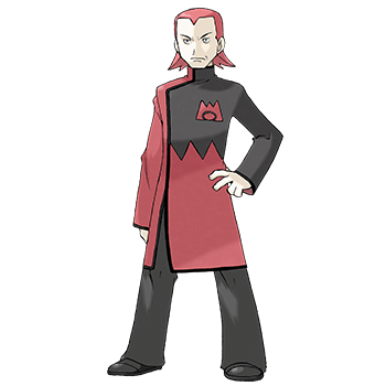 Max Team Magma Pokémon Ultra-Soleil et Ultra-Lune