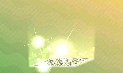 Scanner QR Pokémon Ultra-Soleil et Ultra-Lune