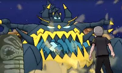 Doyens et Ultra Chimères Pokémon Ultra-Soleil et Ultra-Lune