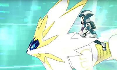 Solgaleo Pokémon Ultra-Soleil et Ultra-Lune