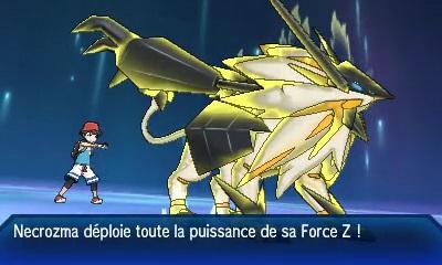 Hélio-Choc Dévastateur Pokémon Ultra-Soleil et Ultra-Lune