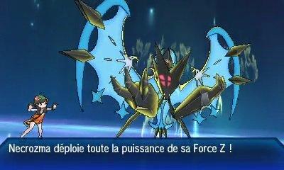Rayons Séléno-Explosifs Pokémon Ultra-Soleil et Ultra-Lune