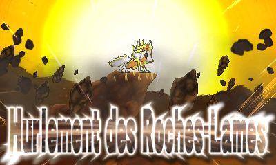 Hurlement des Roches-Lames